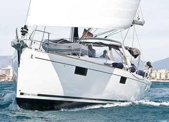 Chartern Sie segelboot in Punat - Oceanis 48 (5Cab)