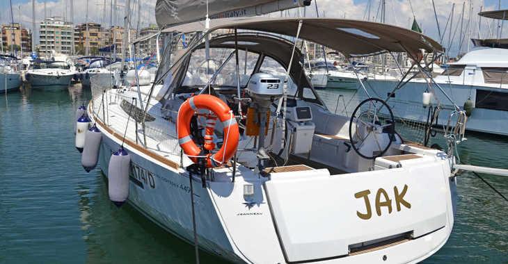 Louer voilier à Marina d'Arechi - Sun Odyssey 449