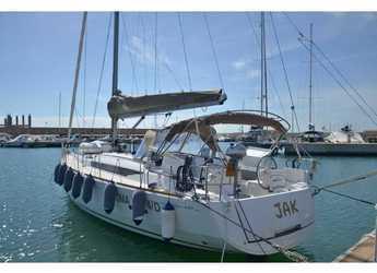 Chartern Sie segelboot in Marina d'Arechi - Sun Odyssey 449