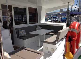 Rent a catamaran in Port of Lefkada - Lagoon 400 S2