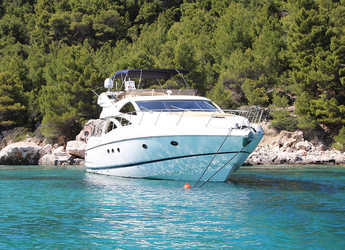 Rent a motorboat in Marina Baotić - Sunseeker 64