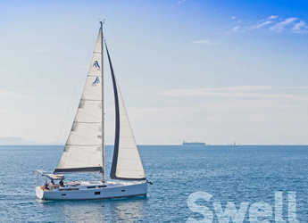 Rent a sailboat in Lefkas Nidri - Hanse 455