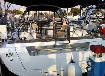 Alquilar velero Oceanis 41 en Marina Gouvia, Corfú