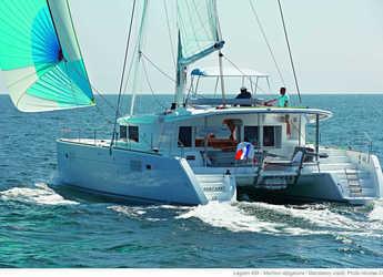 Louer catamaran à Eden Island Marina - Lagoon 450 F