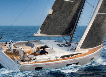 Rent a sailboat in Ibiza Magna - Oceanis 46.1