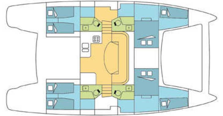 Alquilar catamarán Catana 47 Carbon Infusion en Marina Port Royale, Marigot
