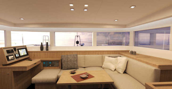 Rent a catamaran in Port Tino Rossi - Lagoon 39