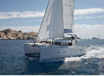 Rent a catamaran in Bodrum Marina - Lagoon 400