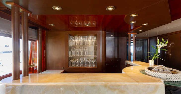 Rent a yacht in Marina el Portet de Denia - Benetti Custom
