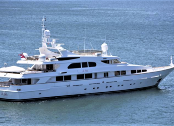 Rent a yacht in Marina el Portet de Denia - Benetti Custom