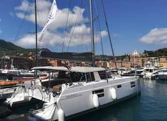 Rent a catamaran in Cagliari - Nautitech 40