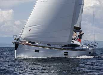 Rent a sailboat in Marina Kornati - Elan Impression 45 (4Cab)