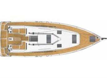 Rent a sailboat in Marina Kornati - Sun Odyssey 440 (4cab)