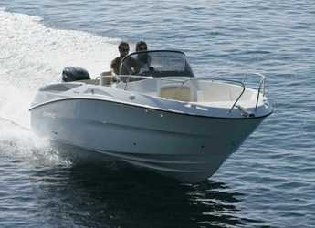 Rent a motorboat in Port Olimpic de Barcelona - Karnic 2251