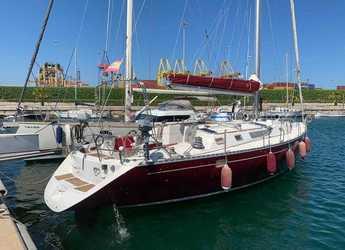 Rent a sailboat in Marina Real Juan Carlos I - Beneteau 50