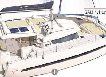 Rent a catamaran in Port Lavrion - Bali 4.1