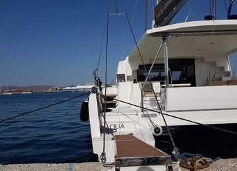 Rent a catamaran in Port Lavrion - Bali 4.5
