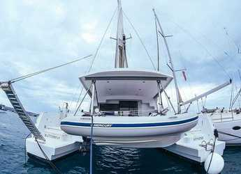 Rent a catamaran in Port Lavrion - Bali 4.5