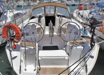 Rent a sailboat in Alimos Marina Kalamaki - Dufour 385