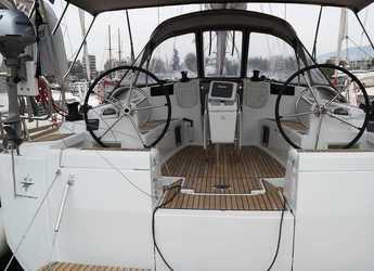 Rent a sailboat in Preveza Marina - Sun Odyssey 449