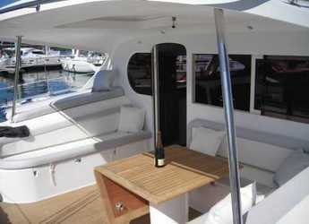 Rent a catamaran in Port Lavrion - Nautitech 46 FLY