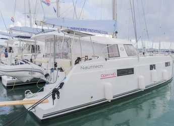 Rent a catamaran in Marina Baotić - Nautitech Open 40