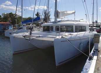 Alquilar catamarán en Marina Cienfuegos - Lagoon 421