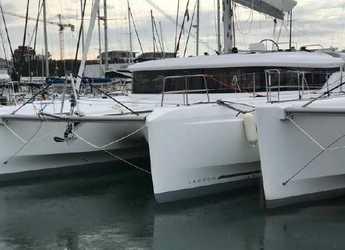 Alquilar catamarán en Marina Le Marin - Lagoon 46