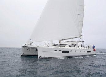 Alquilar catamarán Catana 55 Carbon Infusion en Marina Port La Royale, St Martin