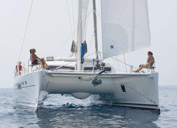 Rent a catamaran in Marina Port Royale - Catana 55 Carbon Infusion