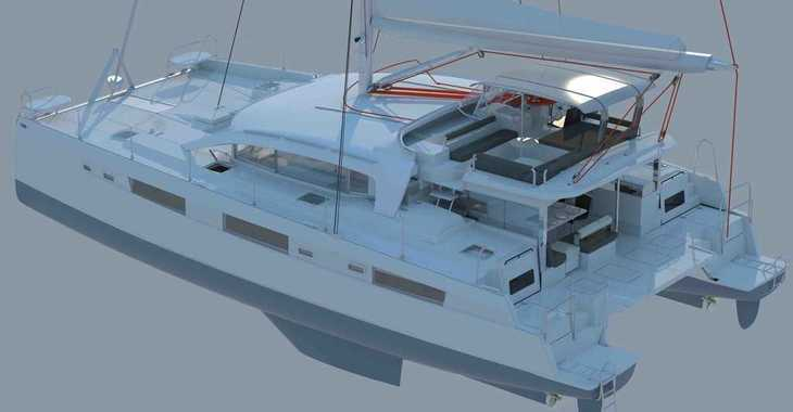 Rent a catamaran in Nanny Cay - Voyage 575