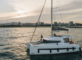 Rent a catamaran in Port Olimpic de Barcelona - Bali 4.1