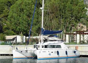 Rent a catamaran in Bodrum Marina - Lagoon 440 - 4 cab.