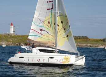 Rent a catamaran in Marina di Olbia - Lipari 41