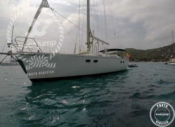 Rent a sailboat in Platja de ses salines - Jeanneau Sun Odyssey 52