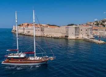 Rent a sailboat in ACI Marina Dubrovnik - Motor sailor 27