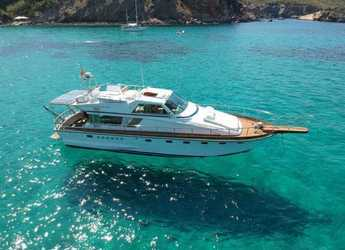Rent a yacht in Club Náutico Ibiza - ITALCRAFT BLUE MARLIN