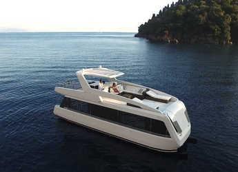 Rent a power catamaran in Marina Sukosan (D-Marin Dalmacija) - Overblue 44