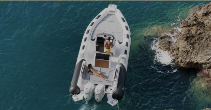 Louer dinghy à Marina el Portet de Denia - NEUMÁTICA-LUXURY EXPERIENCE