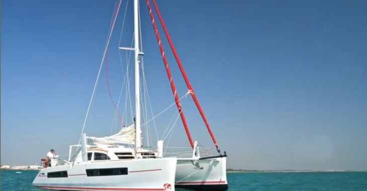 Alquilar catamarán Catana 47 Custom en Marina Port Royale, Marigot