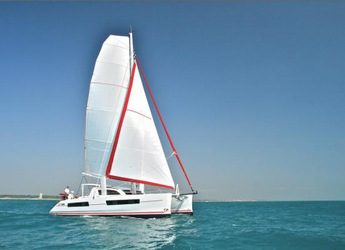 Rent a catamaran in Marina Port Royale - Catana 47 Custom