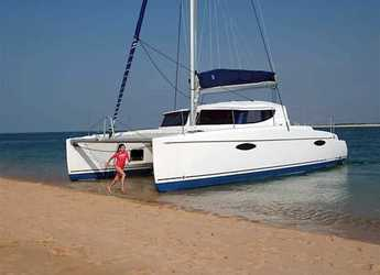 Rent a catamaran in Port Ginesta - Mahé 36