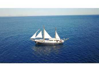 Rent a motorboat in Paros - Crewed Motor Sailer