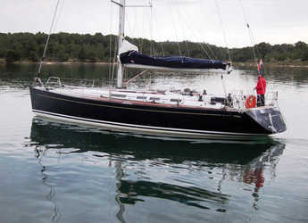 Rent a sailboat in Marina Mandalina - Grand Soleil 50