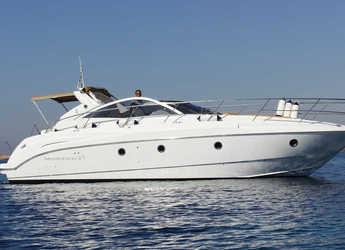 Rent a motorboat in Alimos Marina Kalamaki - Monte Carlo 37
