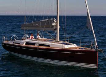 Rent a sailboat in Marina Kornati - Hanse 388