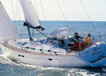 Rent a sailboat in Marina Cienfuegos - Oceanis 423