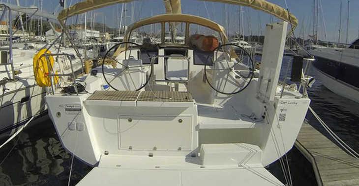 Rent a sailboat in D-Marin Borik - Dufour 460