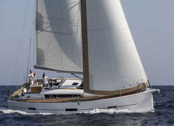 Rent a sailboat in D-Marin Borik - Dufour 460