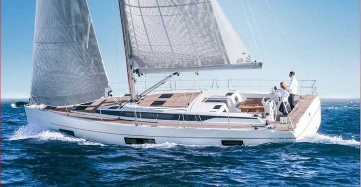 Rent a sailboat in Marina Kornati - Bavaria C45 Style